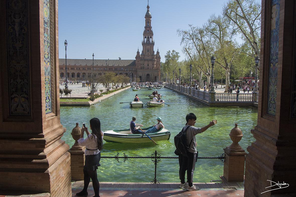 Primavera en Sevilla