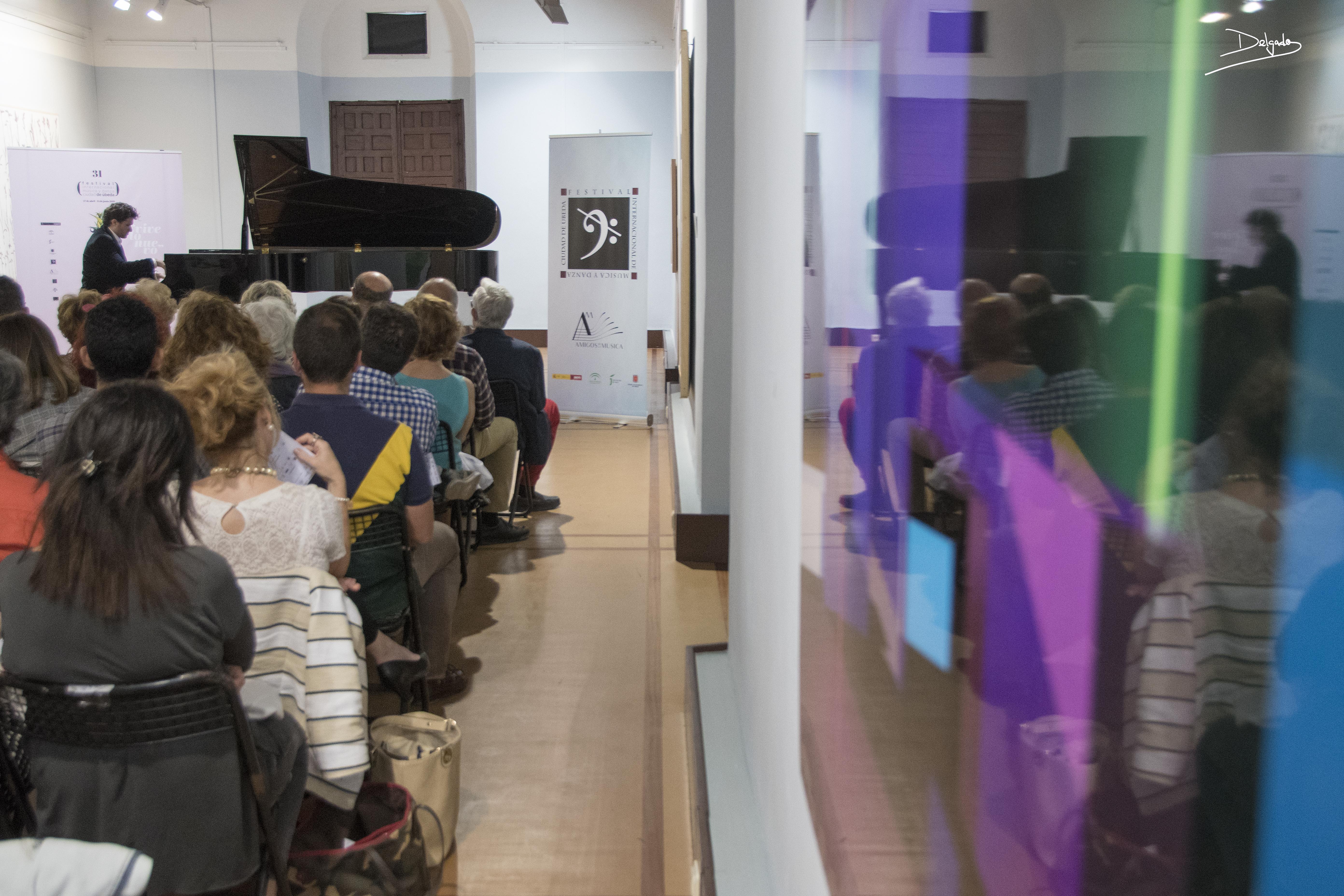 Foto del día: «El arte visto desde el arte»