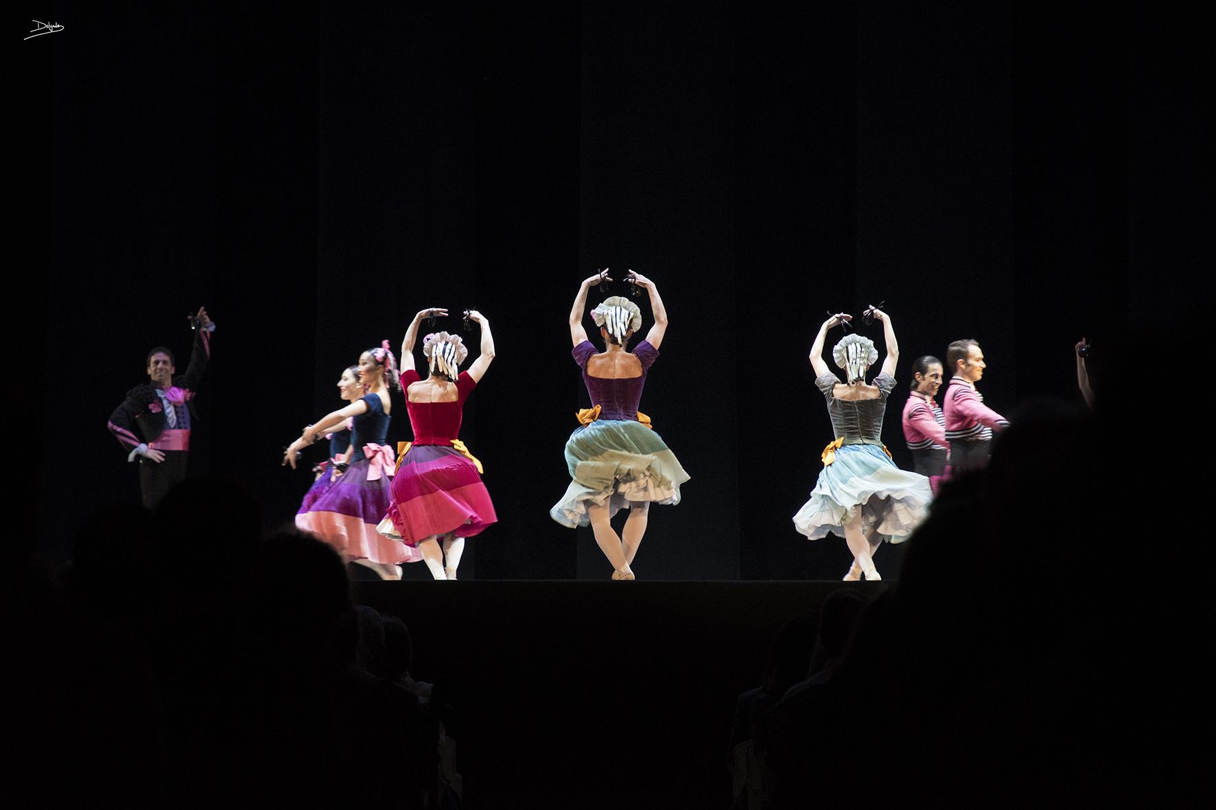 Momentos del Ballet Nacional