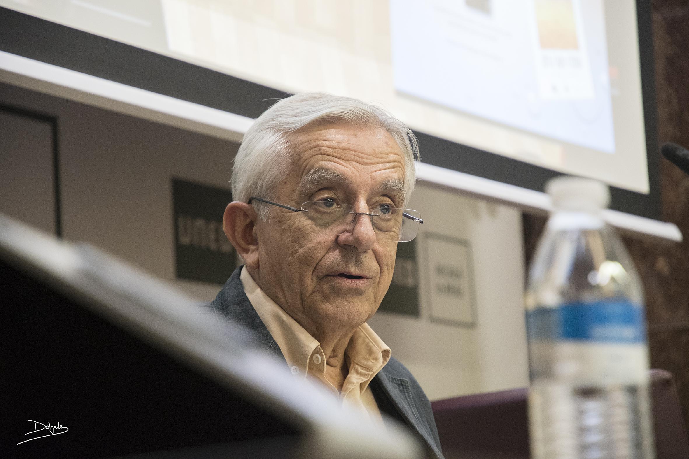 Foto del día: D. Antonio Rodríguez Almodóvar