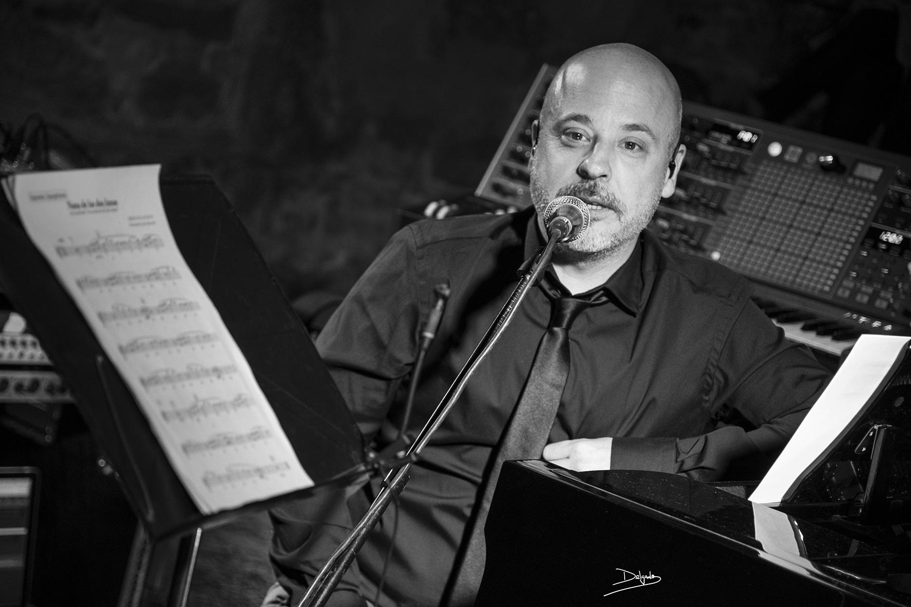 La música electrónica de Sergio de la Puente