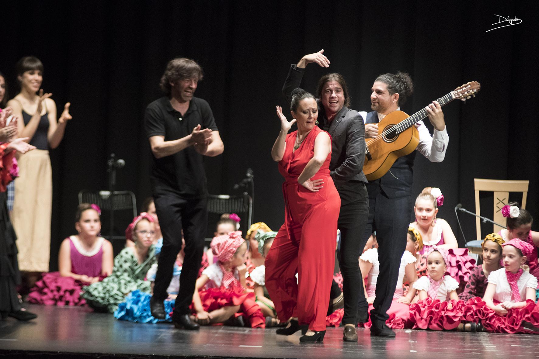 Fin de curso flamenco
