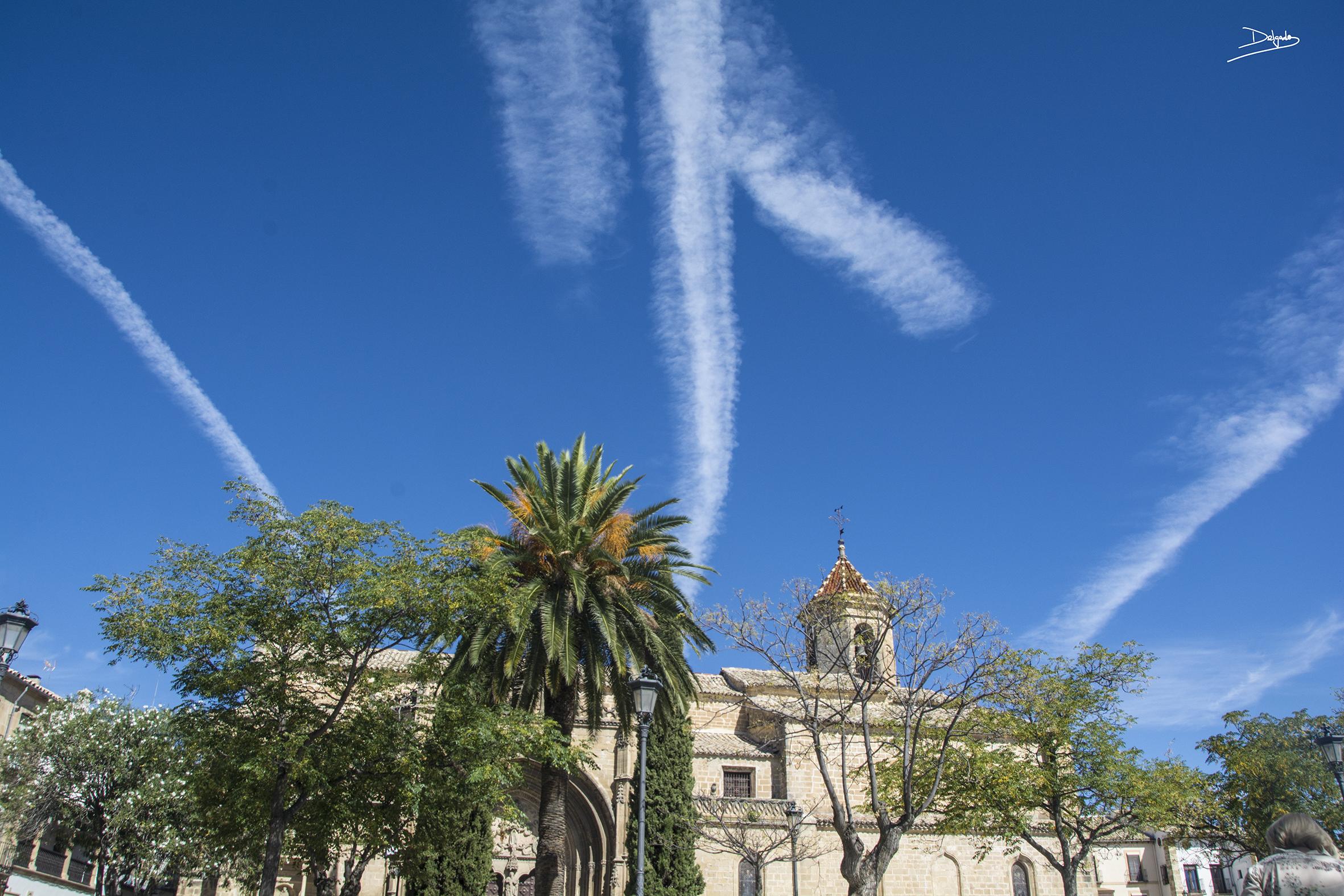 Foto del día: El encanto también está en el cielo