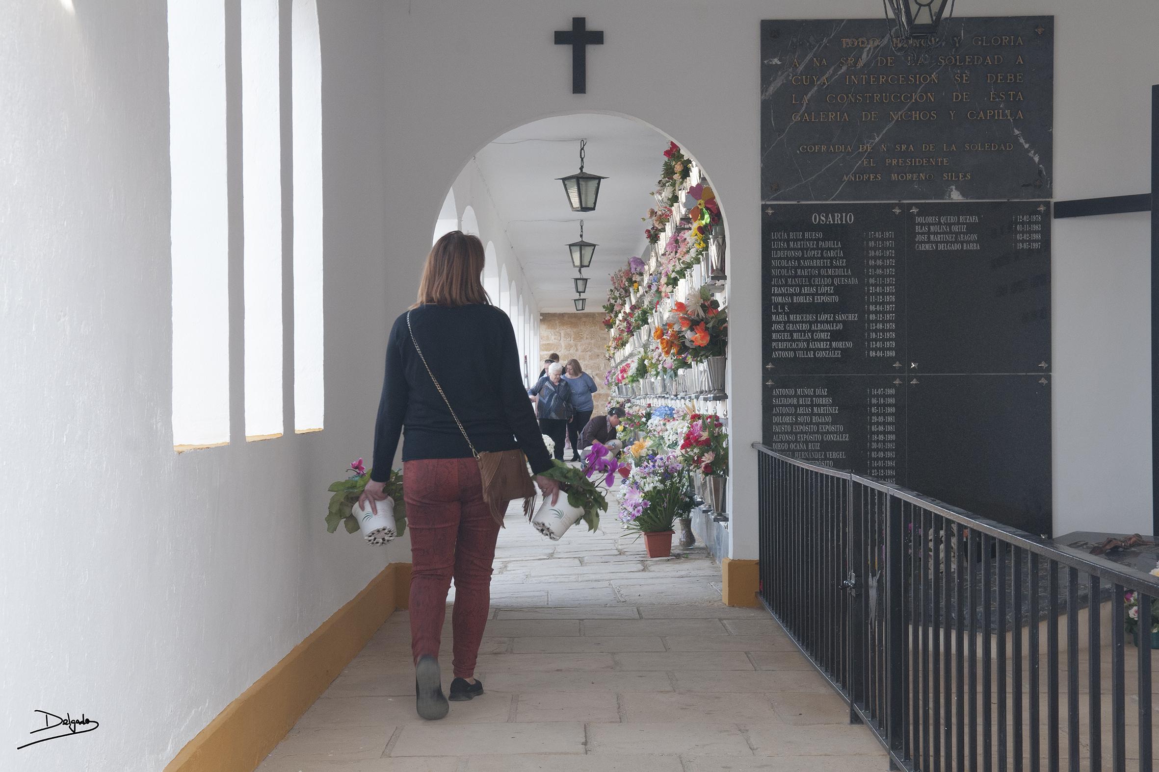 Día de los Santos y Difuntos