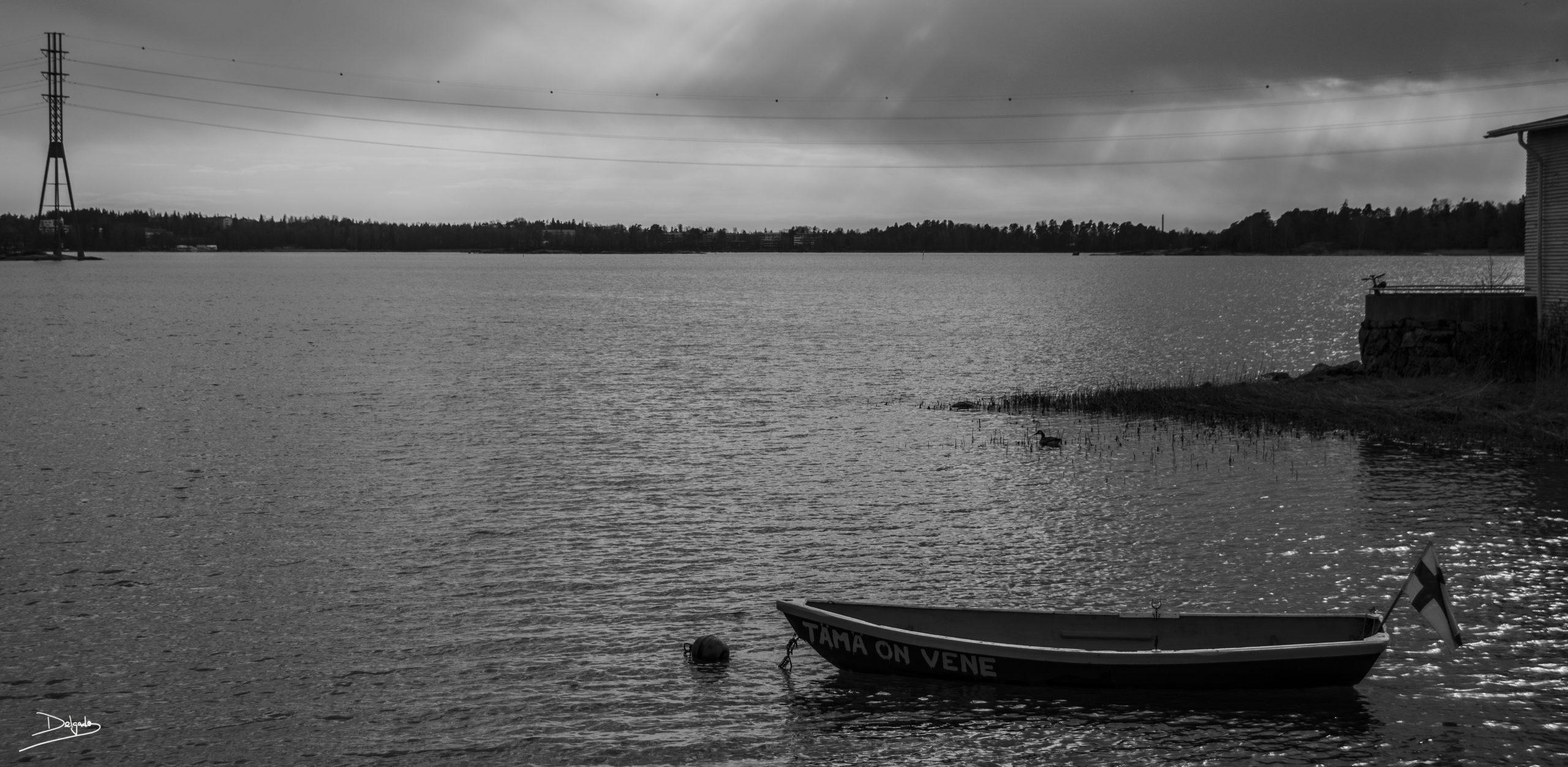 Foto del día: la luz al final de los cielos turbulentos.