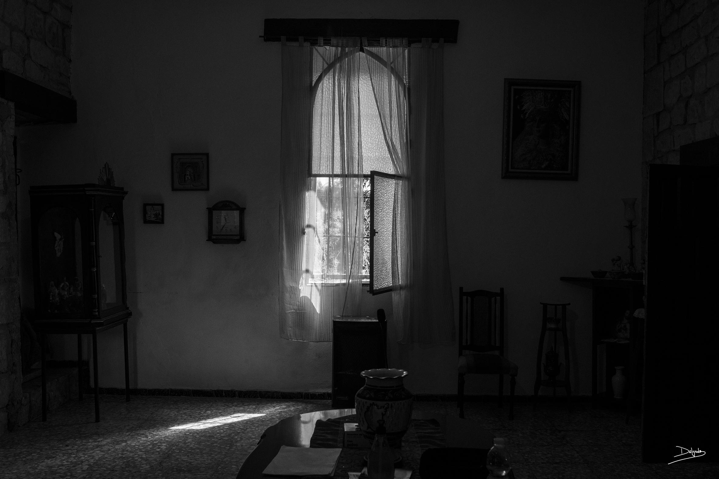 Foto del día: Intimidad en la estancia