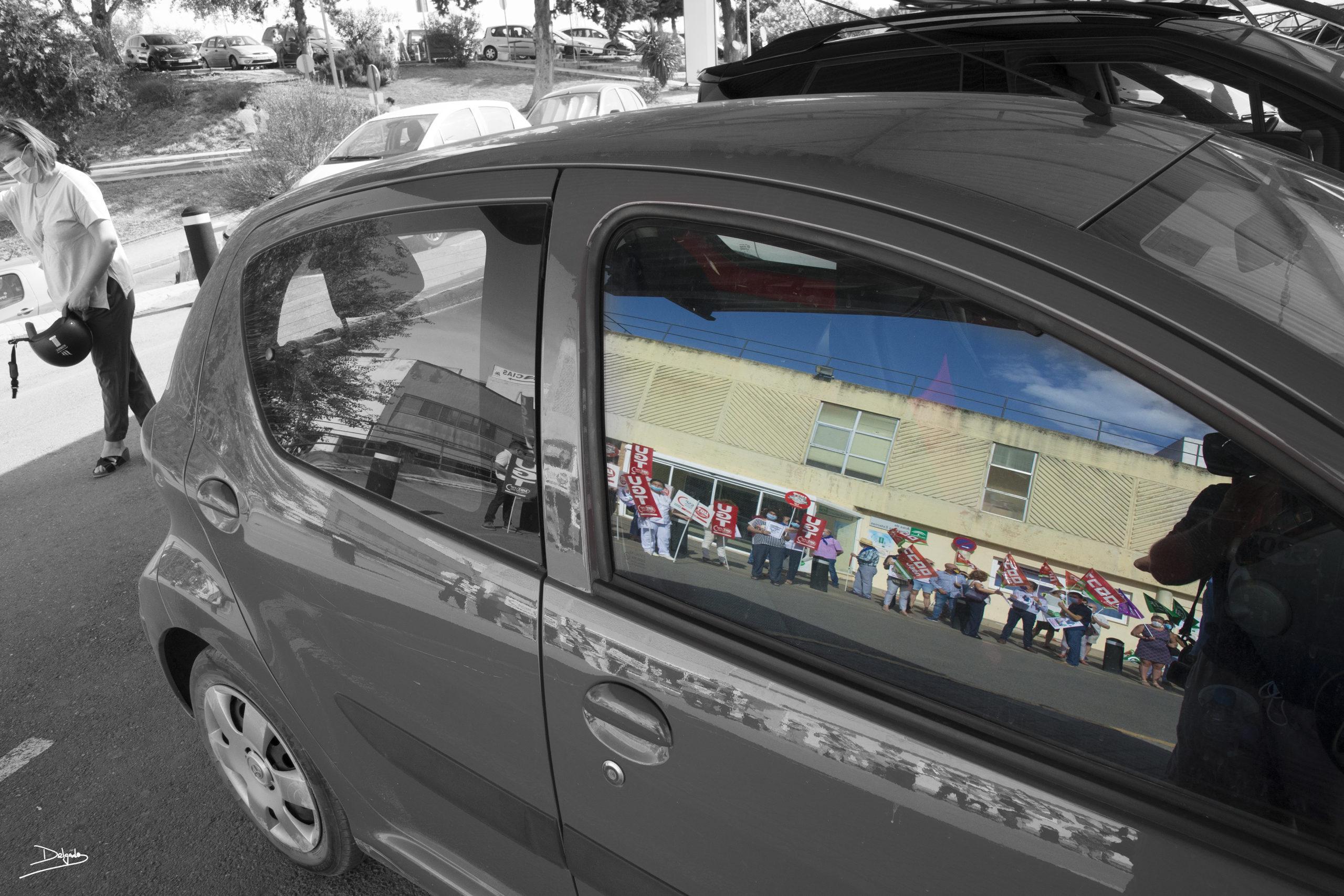 Foto del día: El reflejo de la realidad