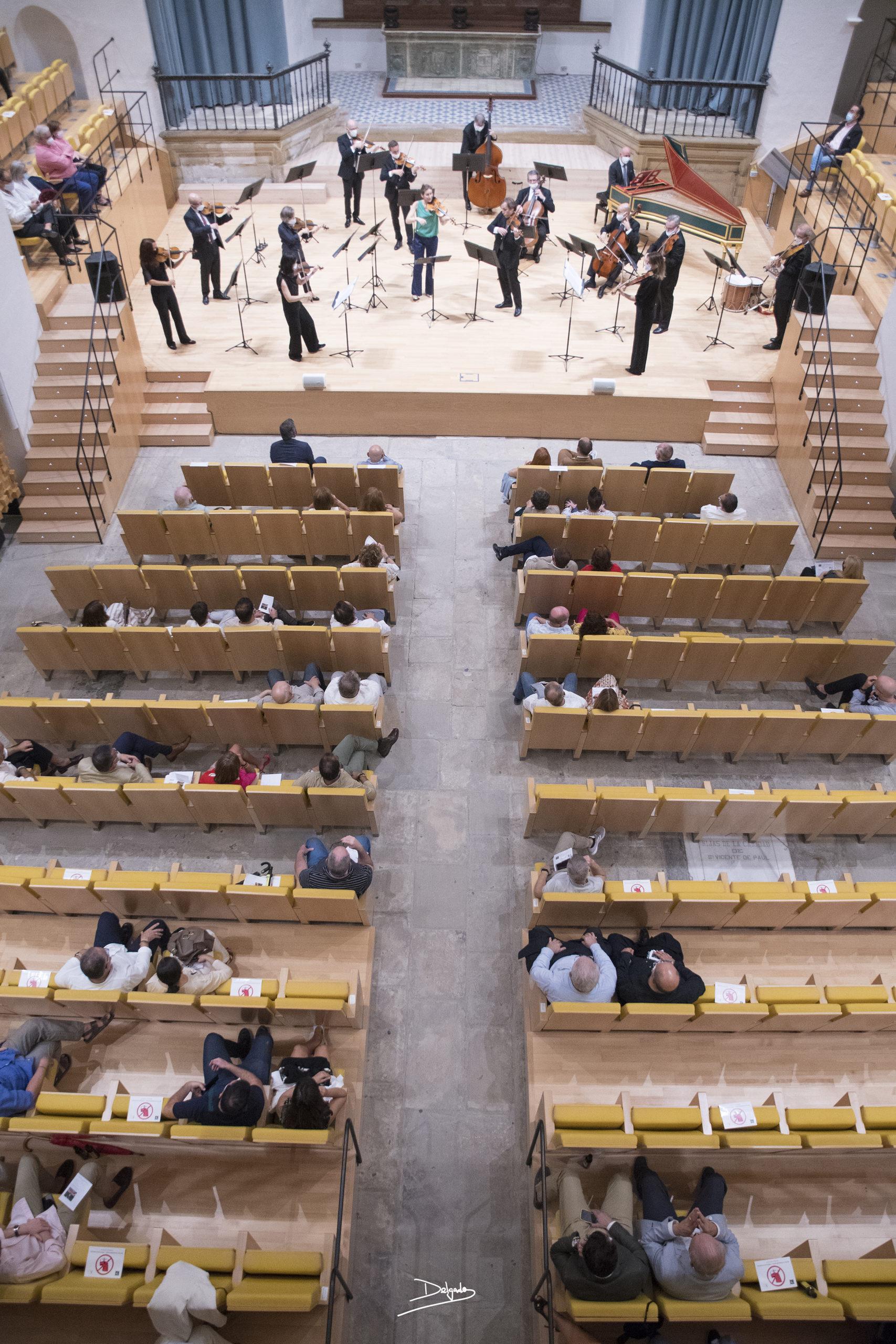 La Orquesta Ciudad de Granada abre el Festival de Música y Danza en Úbeda