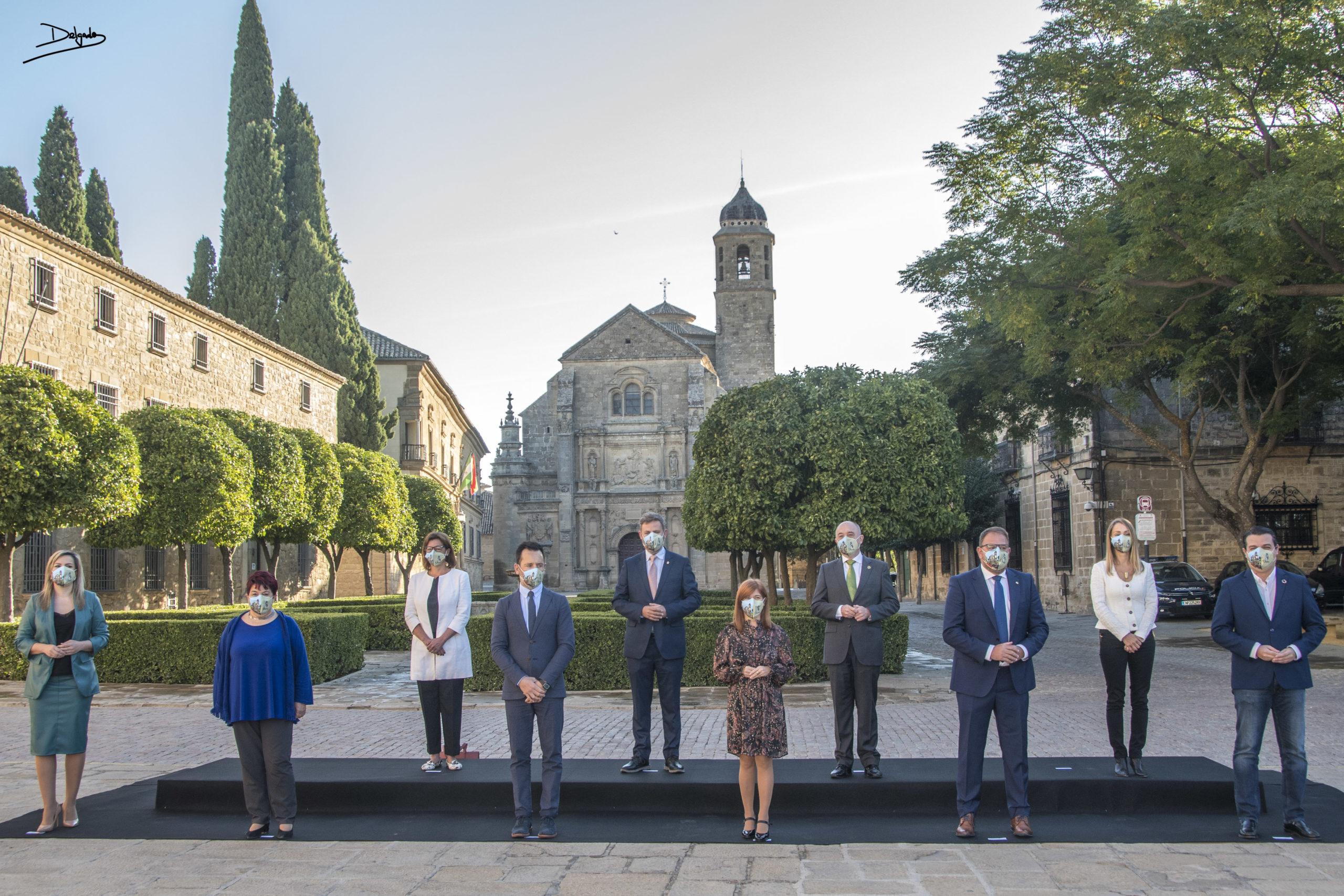 Úbeda acoge la Asamblea del Grupo de Ciudades Patrimonio