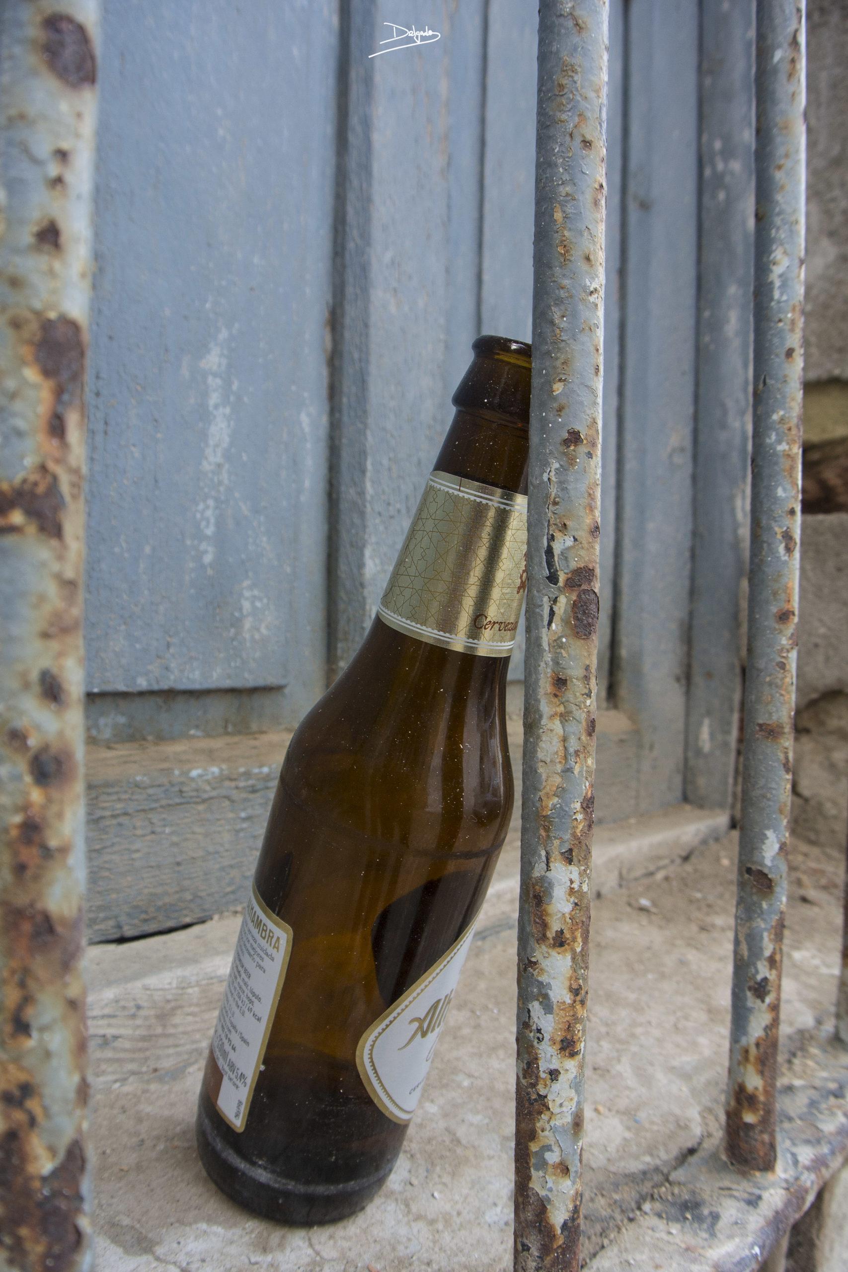 Foto del día: Alhambra encerrada