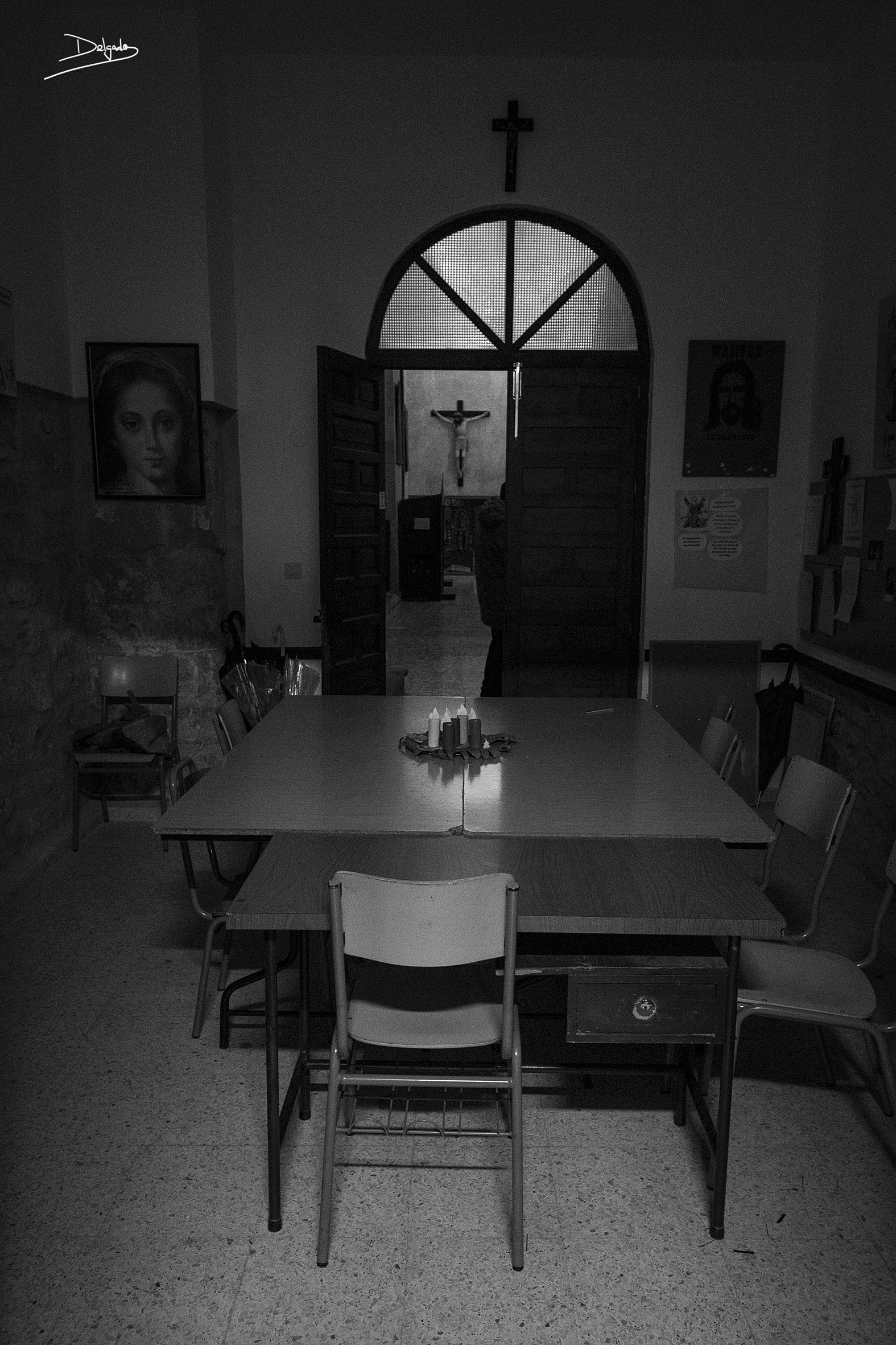 Foto del día: La luz lo llena todo