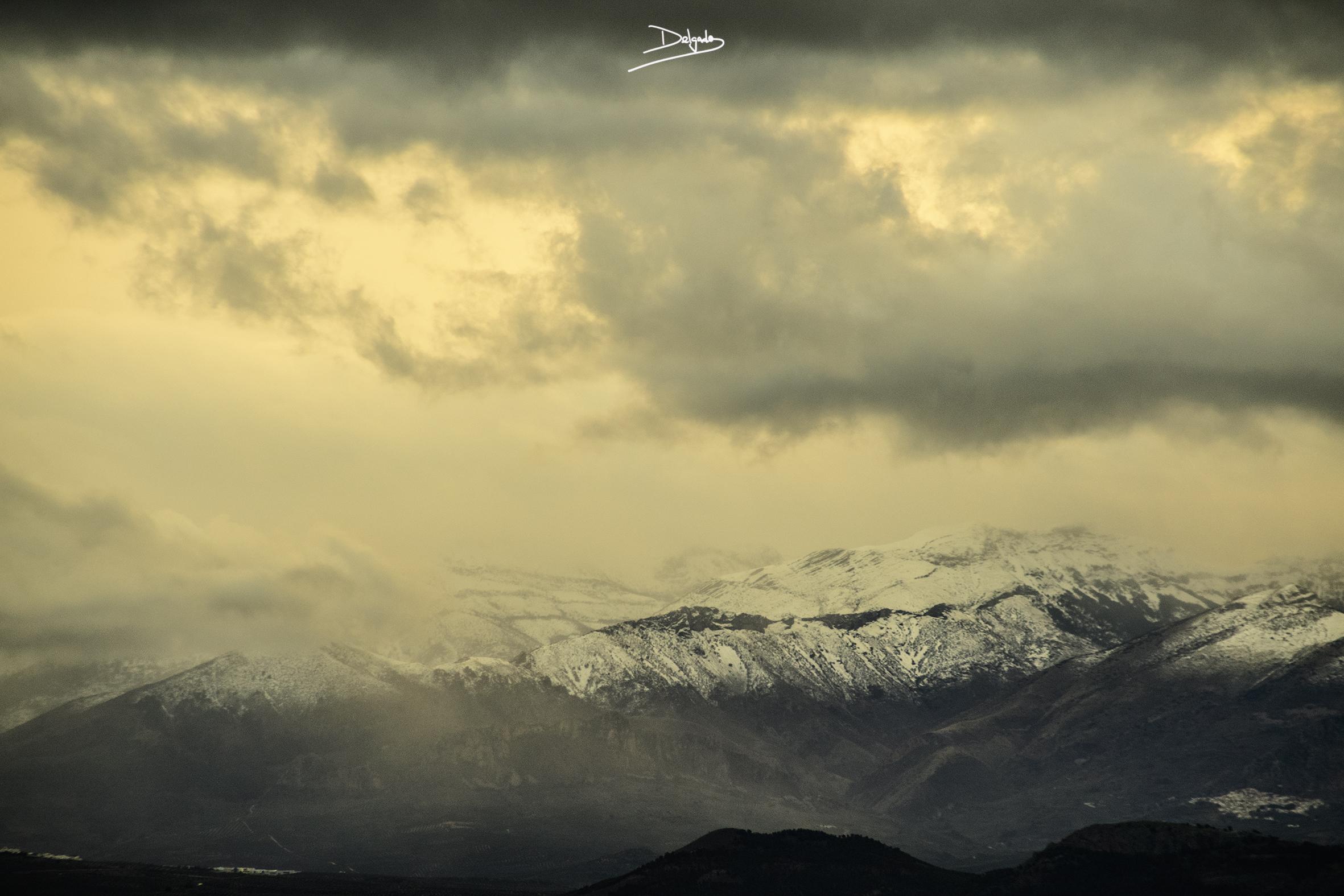 Foto del día: Un paseo por las nubes