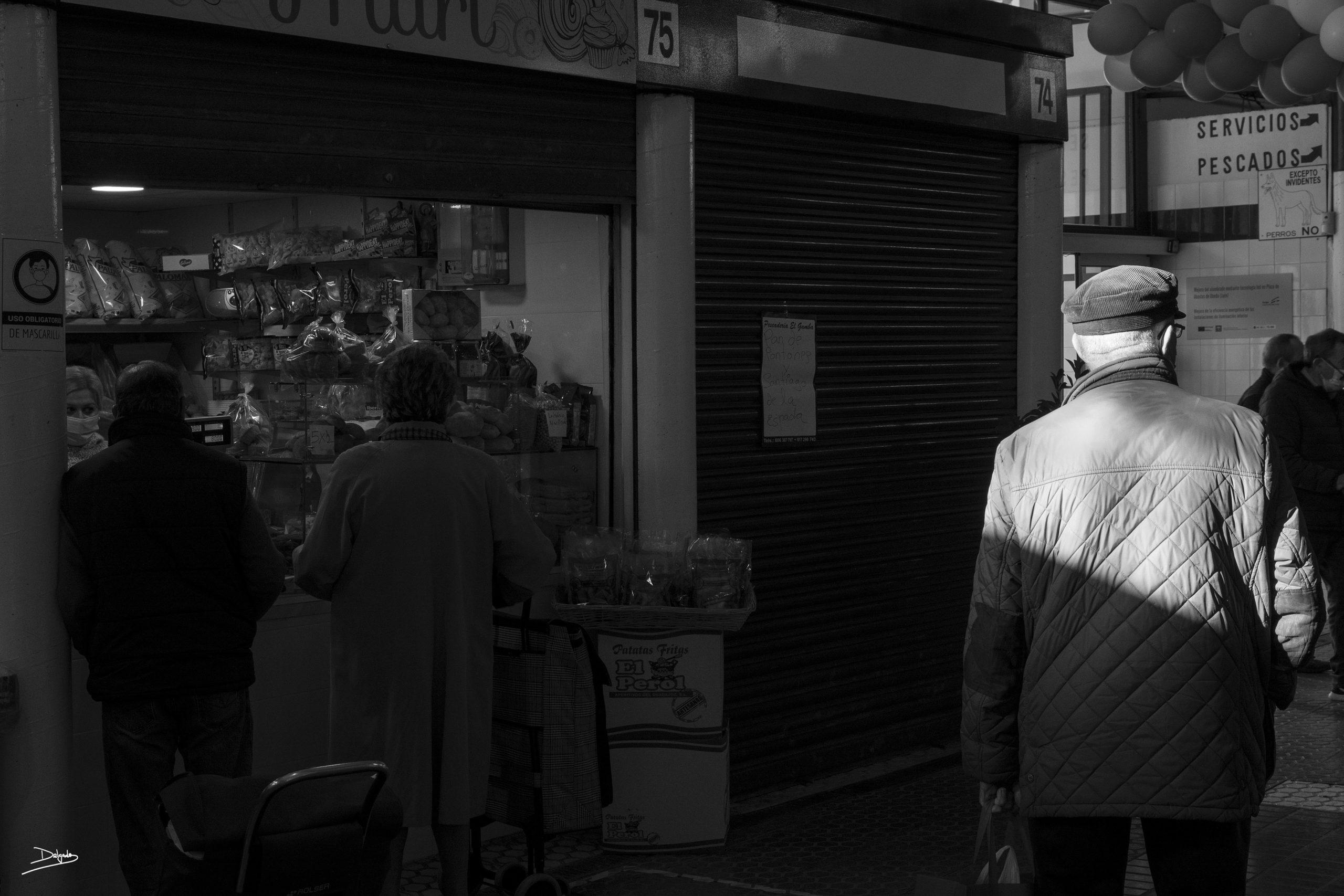 Foto del día: La Luz del Mercado