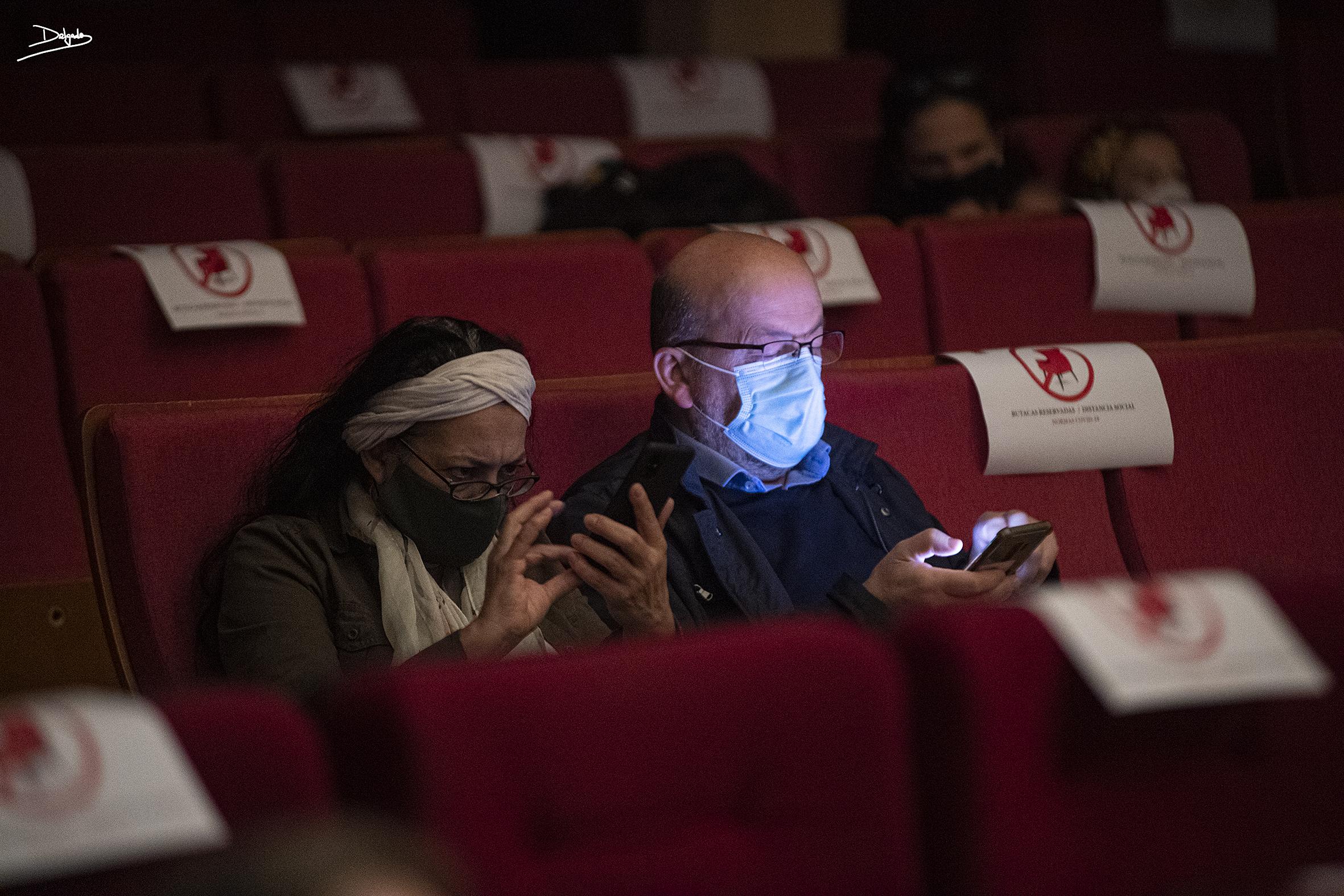 Retratos de pandemia: hoy Carmen y Andrea
