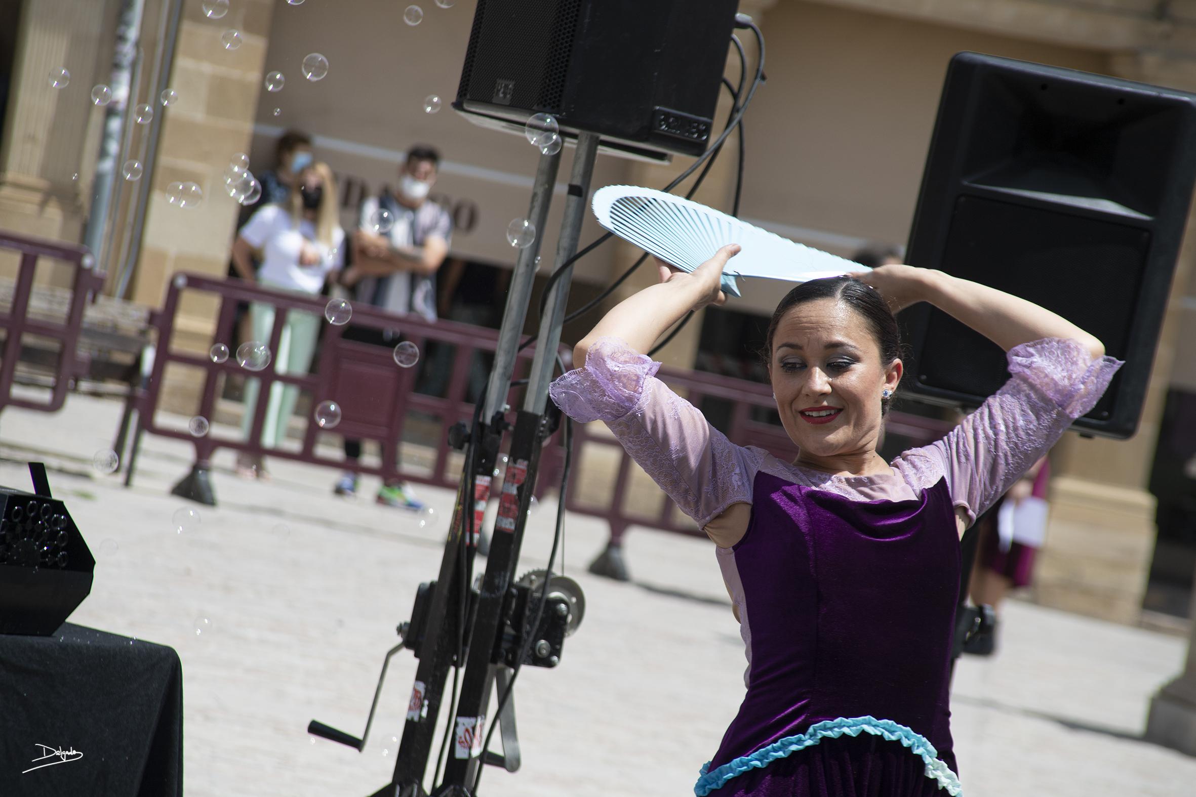 Charo Martín en Flamencos y Mestizos