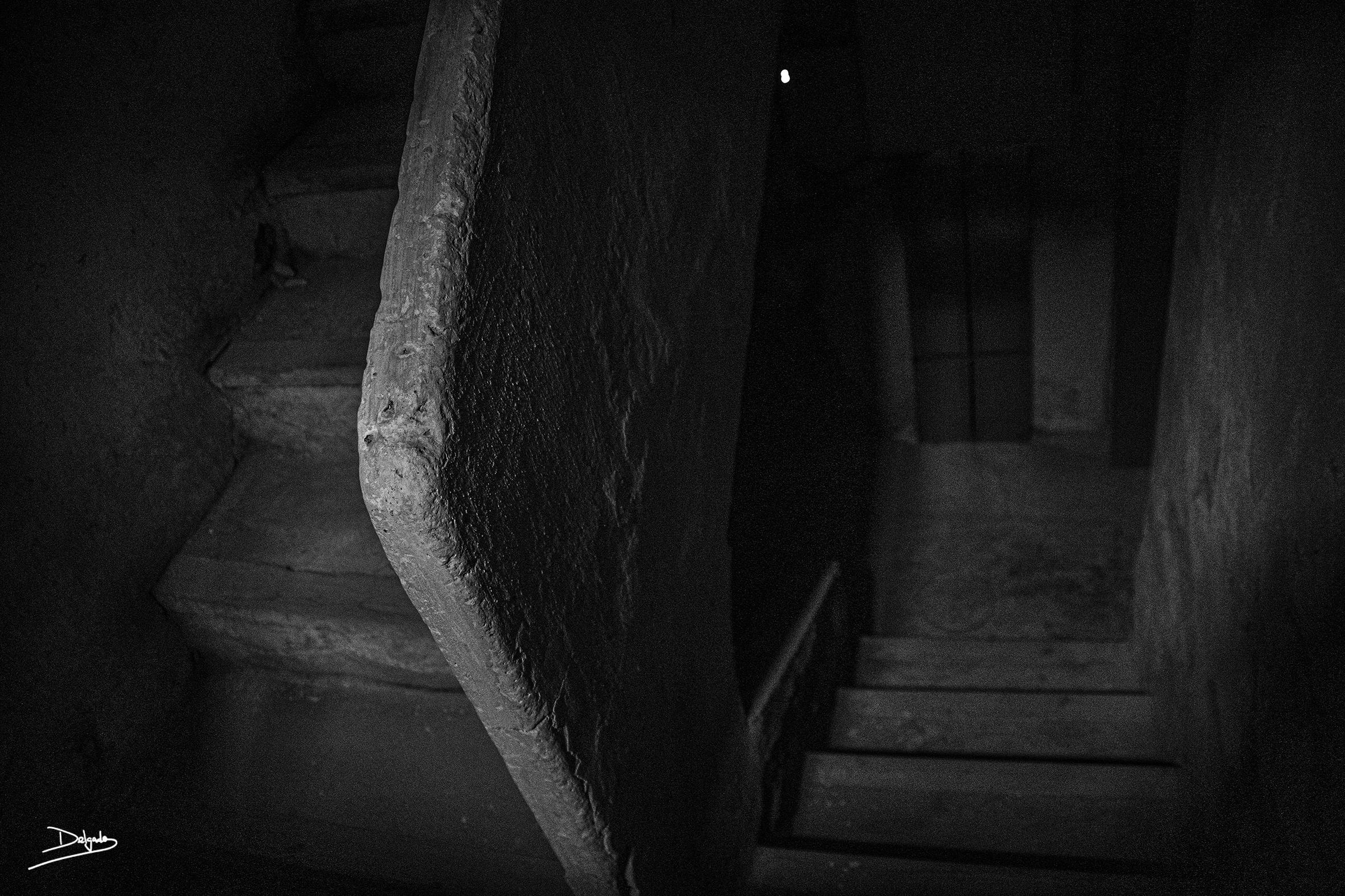 Foto del día: ¿Subes o bajas? ¿Luz o sombras?