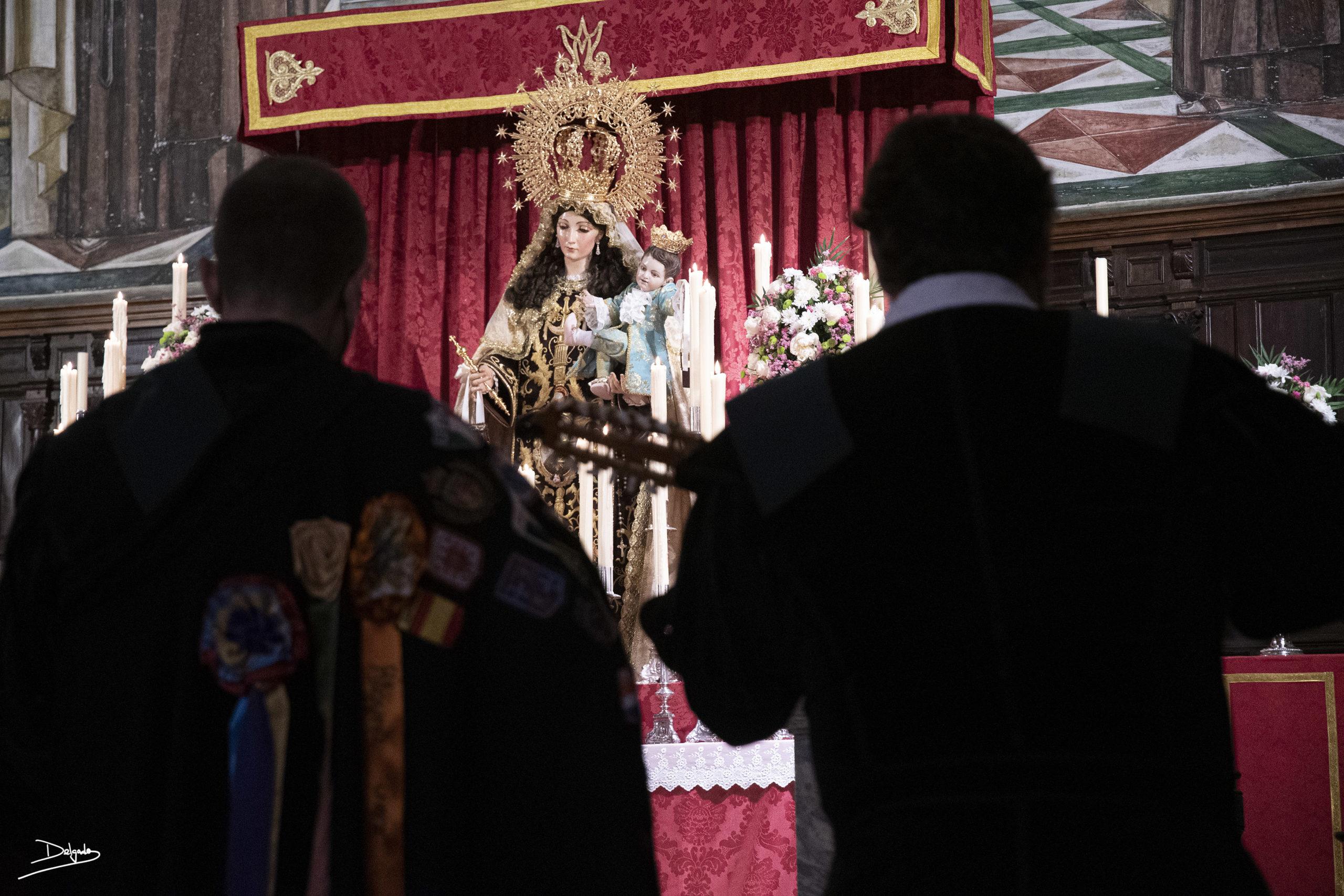 Momentos en el Convento Carmelita