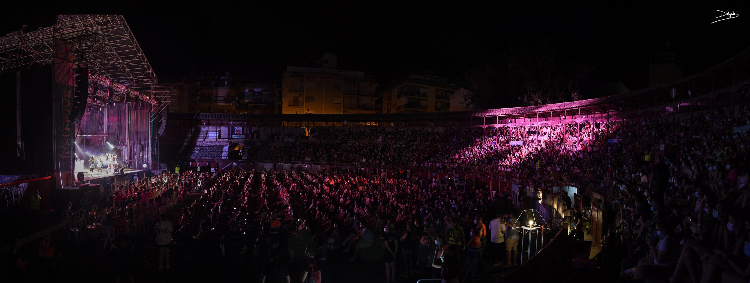 Foto del día: FestMuve en panorámico